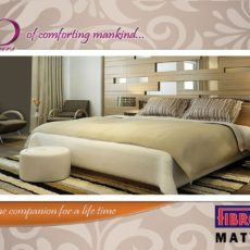 Fibroflex Mattress Manufactures - Buy mattress online chennai