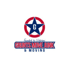 Grunts Move Junk and Moving LOGO - 500x500 JPEG