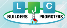 LJC Builders and Promoters Logo