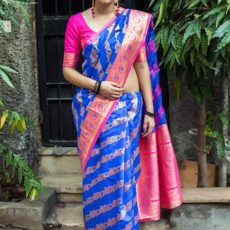 Latest Banarasi silk saree online