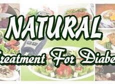 Natural Treatment for Diabetic