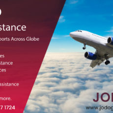 airport assistance service